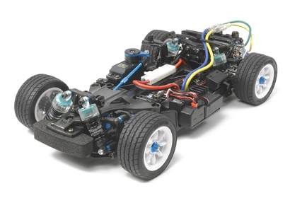 1:10 RC M-06 Pro Chassis Bausatz 2WD Tamiya 58460 300058460