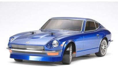 1:10 RC Datsun 240Z Drift Spec TT-01D/E Tamiya 58473 300058473