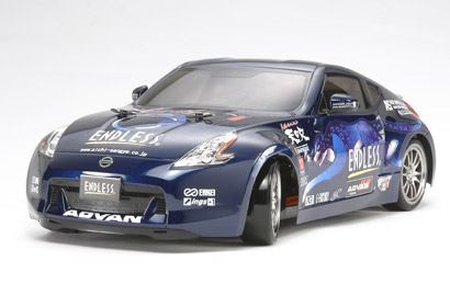 1:10 RC Endless 370Z Drift Spec TT-01D/E Tamiya 58474 300058474