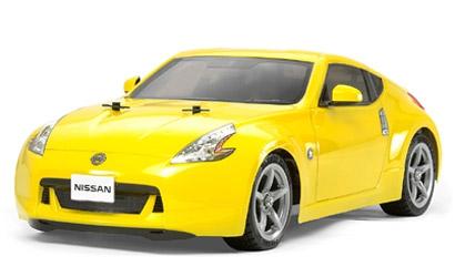 1:10 RC Nissan 370Z Street TT-01E Tamiya 58478 300058478