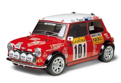 1:10 RC Mini Cooper Monte Carlo ?94 M-05 Tamiya 58483 300058483