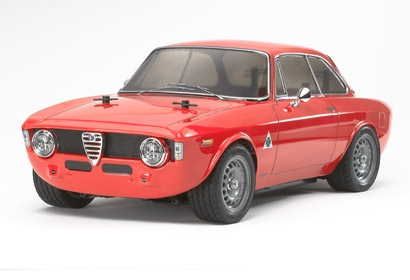 1:10 RC Alfa Romeo Gulia Sprint GTA M-06 Tamiya 58486 300058486