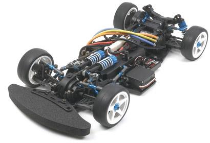 1:10 RC TA06 Pro OnRoad Chassis Bausatz Tamiya 58492 300058492