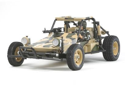 1:10 RC Fast Attack Vehicle 2011 2WD LWA Tamiya 58496 300058496
