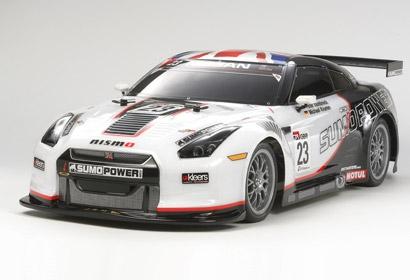 1:10 RC SUMO Power GT-R TT-01E Tamiya 58501 300058501