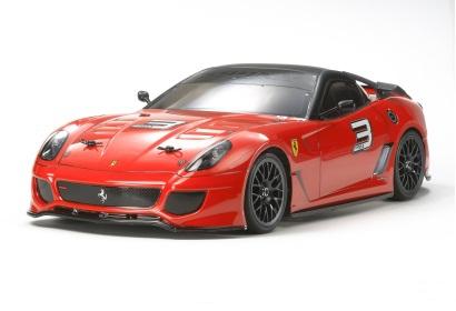 1:10 RC Ferrari 599XX TA06 Tamiya 58506 300058506