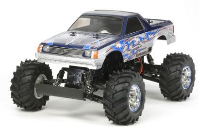 1:10 RC Mud Blaster II 2WD Monstertruck Tamiya 58514 300058514