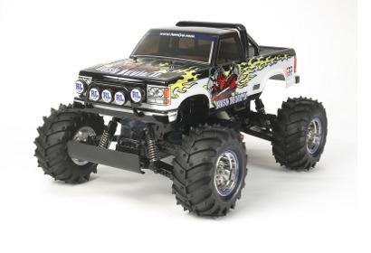1:10 RC Bush Devil II 2WD Tamiya 58523 300058523