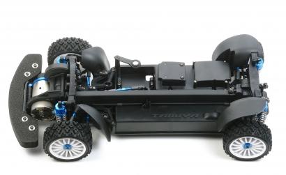 1:10 RC XV01 Pro Chassis Bausatz Tamiya 58526 300058526