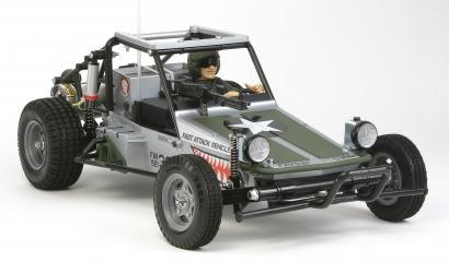 1:10 RC Fast Attack Vehicle Mouth Tamiya 58539 300058539
