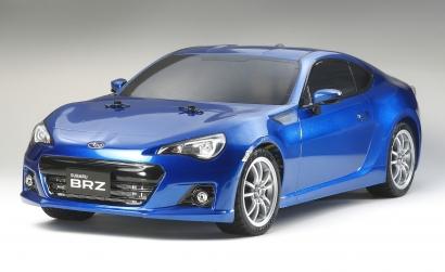 1:10 RC Subaru BRZ (TT-01E) Tamiya 58545 300058545