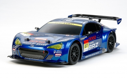 1:10 RC Subaru BRZ R&D Sport (TA-06) Tamiya 58548 300058548