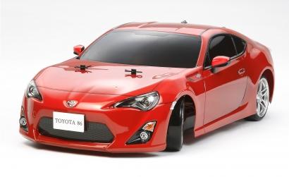 1:10 RC Toyota GT86 (TT-01 Drift Spec E) Tamiya 58551 300058551