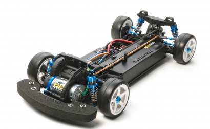 1:10 RC XV-01 Pro On-Road Chassis Tamiya 58558 300058558