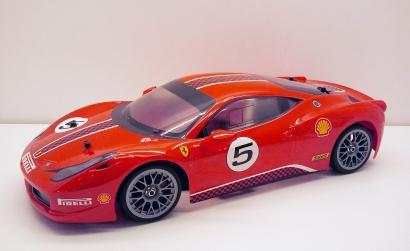 1:10 RC Ferrari 458 Challenge (TA-06) Tamiya 58563 300058563