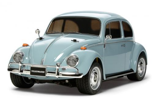 1:10 RC Volkswagen Beetle (M-06) Tamiya 58572 300058572
