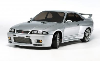 1:10 RC Nissan Skyline GT-R R33 (TT-02D) Tamiya 58604 300058604