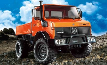 1:10 RC Mercedes Benz  Unimog 425(CC-01) Tamiya 58609 300058609