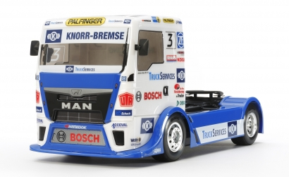 1:14 RC Team Hahn Racing MAN TGS TT-01E Tamiya 58632 300058632