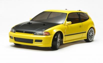 1:10 RC Honda Civic SiR (EG6) TT-02D Tamiya 58637 300058637