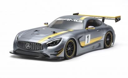 1:10 RC Mercedes-AMG GT3 (TT-02) Tamiya 58639 300058639