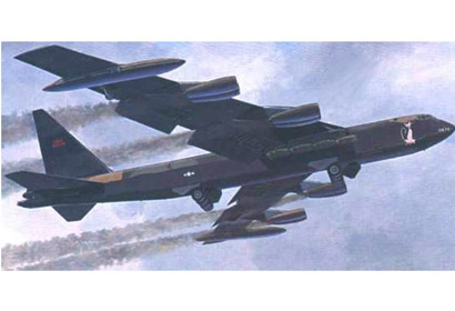 1:100 Boeing B-52D Stratofortress Tamiya 60025 300060025
