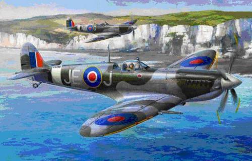 1/32 Spitfire Mk.I XC Tamiya 60319 300060319