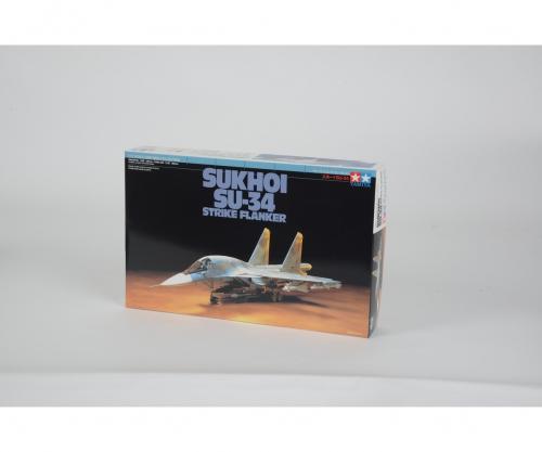 1:72 Sukhoi SU-34 Tamiya 60743 300060743