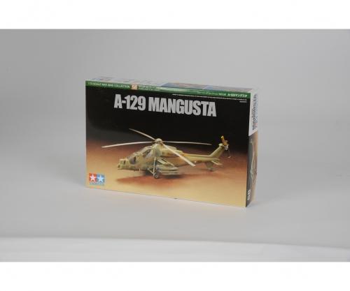 1:72 A-129 Mangusta Tamiya 60758 300060758