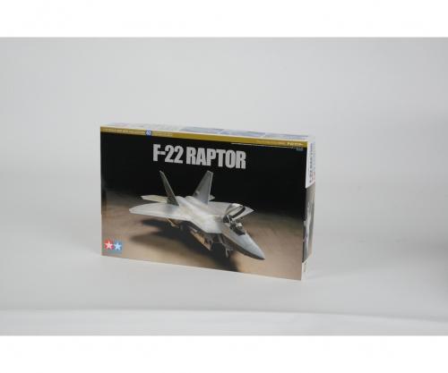 1:72 F-22 Raptor Tamiya 60763 300060763