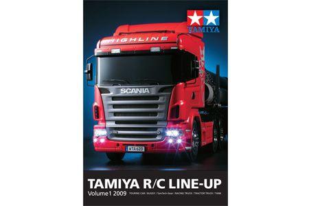 Tam.RC Line-Up Vol.1 09 Eng Tamiya 64351 300064351