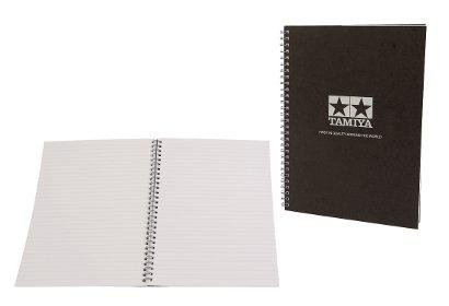 Tamiya Notizbuch B5 48 Seiten Tamiya 66972 300066972