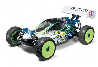1:8 RC TRF801X Buggy o. Motor/Reifen Tamiya 84067 300084067