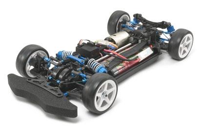 1:10 RC TB-03R Chassis inkl.20 Tuningt. Tamiya 84109 300084109
