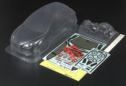 1:10 Kar.-Satz Alfa Romeo MiTo LW Tamiya 84148 300084148