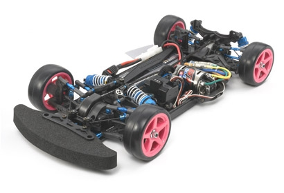1:10 RC TA05 Ver.II R Chassis Bausatz Tamiya 84159 300084159