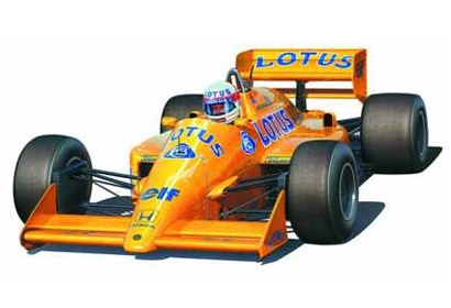 1:10 RC F103 Team Lotus 99T Honda 1987 Tamiya 84191 300084191