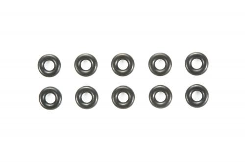 O-Ring schwarz 3mm (10) Tamiya 84195 300084195