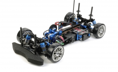 1:10 RC TA05VDF II Chassis Bausatz Tamiya 84294 300084294