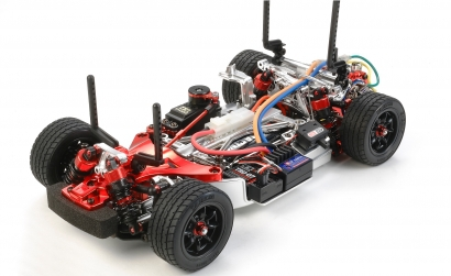 1:10 RC M-06R Chassis Kit Tamiya 84312 300084312
