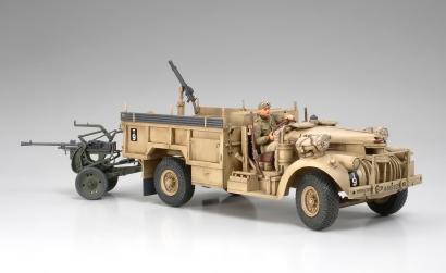 1:35 WWII Brit.L.R.D.G Com.Fzg.Br.20mm Tamiya 89785 300089785