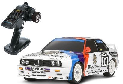 1:10 RC XBS Schnitzer BMW Sport Evo 2.4 Tamiya 146607 300146607