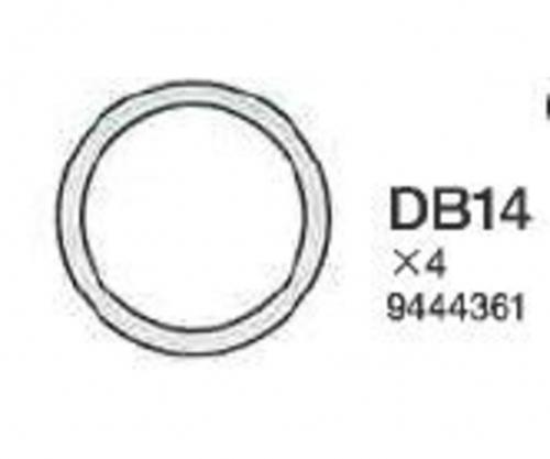 O-Ring 12mm Tamiya 9444361