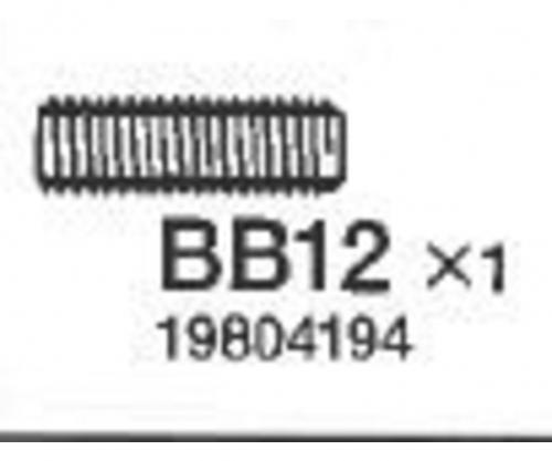 Schraube 3x10mm Tamiya 9804194