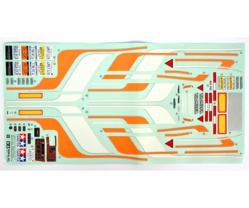 Sticker-Set Freightliner Cascadia 56340 Tamiya 1421632 311421632