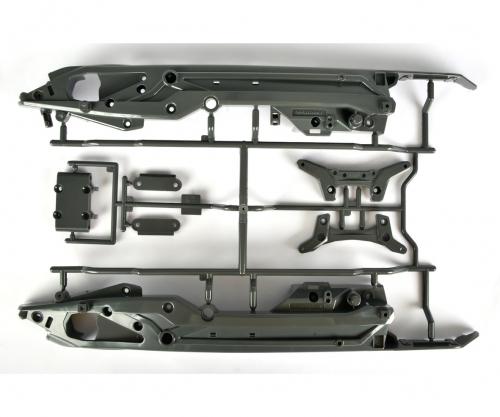 DT03 C-Teile Chassis/Dämpferbrücken Tamiya 9000626 319000626