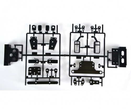 D-Teile Rahmen-/Spiegel FLC 56340 Tamiya 9000654 319000654