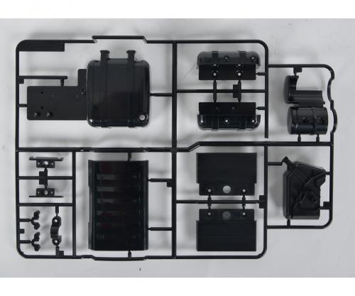 Z-Teile Tank/Abgasanalge 56348 Tamiya 9225177 319225177