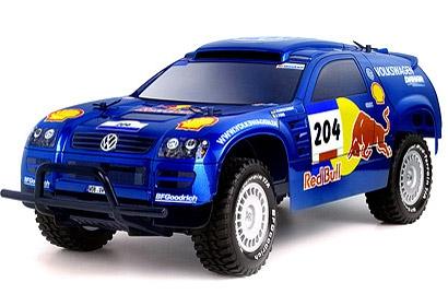 Karosserie VW Race Tuoareg klar Tamiya 9804426 319804426