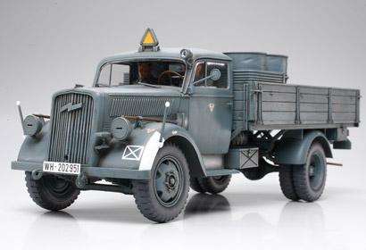 German 3ton 4x2 Cargo Truck Tamiya 35291